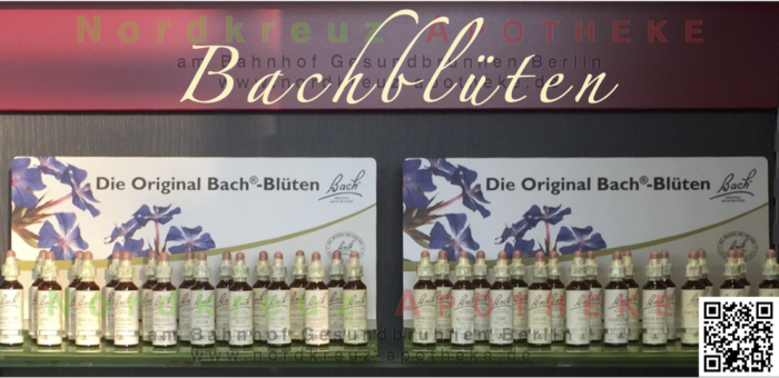 Die original Bach-blüten Nelson