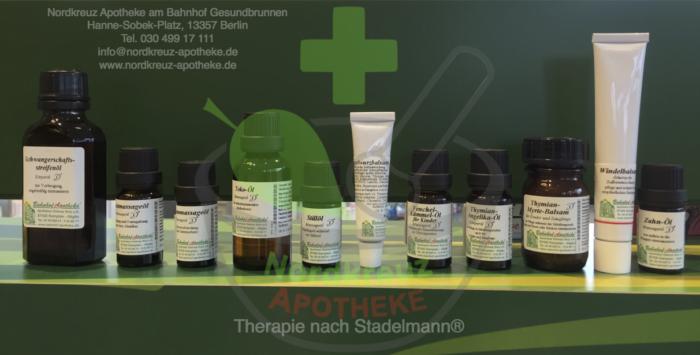 Aromatherapie, Bahnhof Apotheke